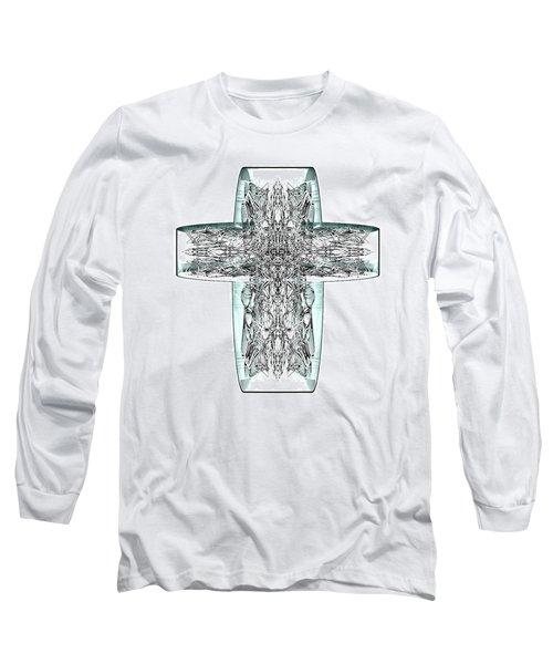 Snow Cross 7  Long Sleeve T-Shirt