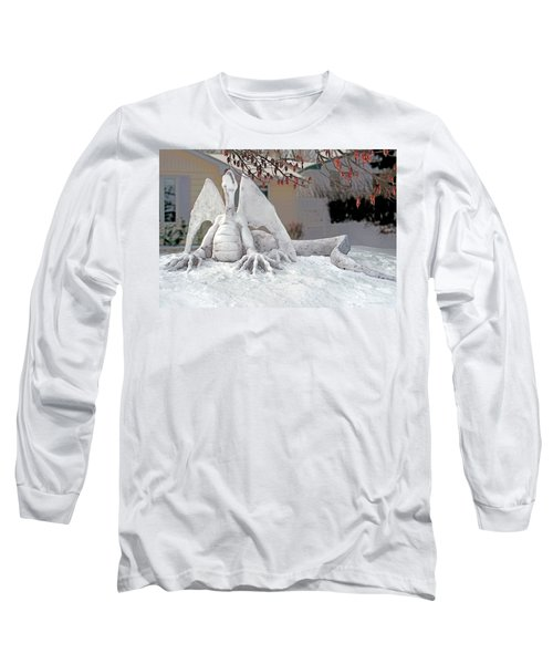 Snow Dragon 3 Long Sleeve T-Shirt