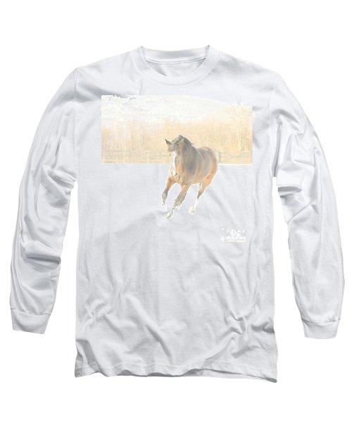 Snow Fun Long Sleeve T-Shirt