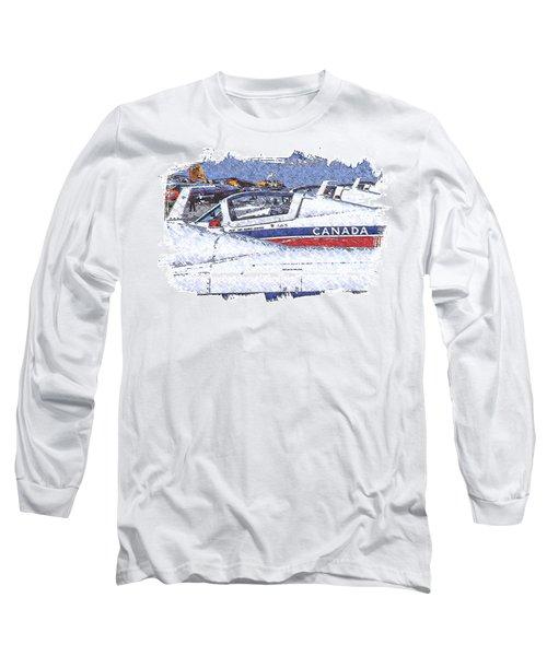 Snowbirds Long Sleeve T-Shirt