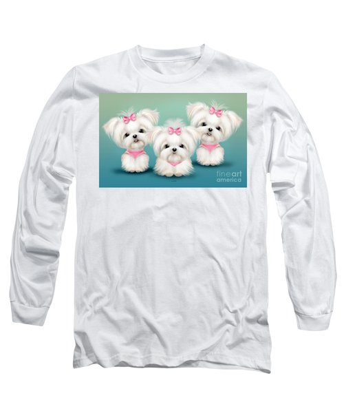 Snowflakes  Long Sleeve T-Shirt