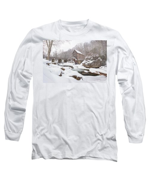 Snowglade Creek Grist Mill 1 Long Sleeve T-Shirt