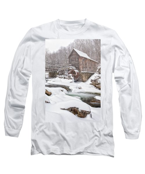 Snowglade Creek Grist Mill Long Sleeve T-Shirt