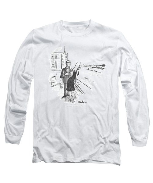 So That's New Jersey! Long Sleeve T-Shirt