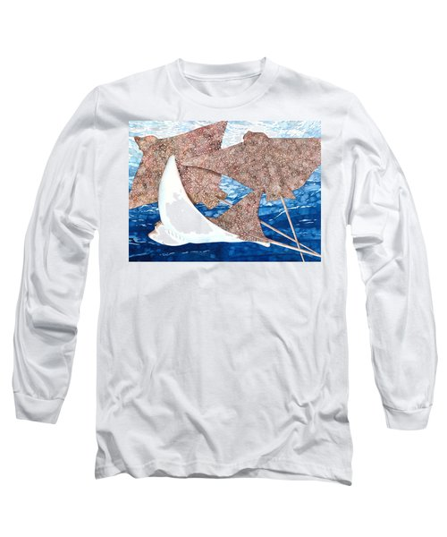 Soaring Eagle Rays Long Sleeve T-Shirt