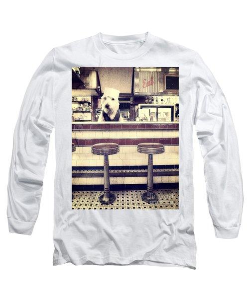 Soda Jerk Long Sleeve T-Shirt