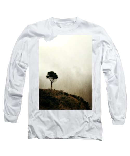 Solitary Tree Long Sleeve T-Shirt