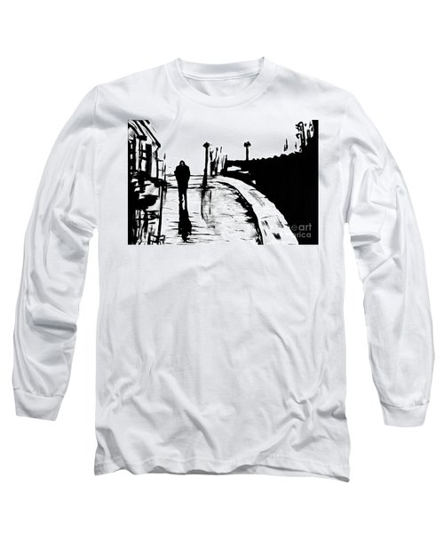 Solitude Long Sleeve T-Shirt by Alys Caviness-Gober