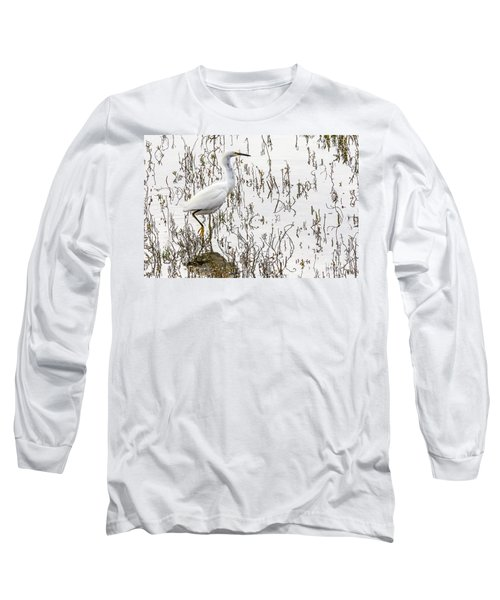Solitude Long Sleeve T-Shirt by Kate Brown