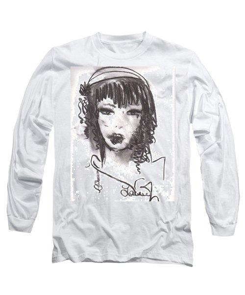 Someday In Paris Long Sleeve T-Shirt