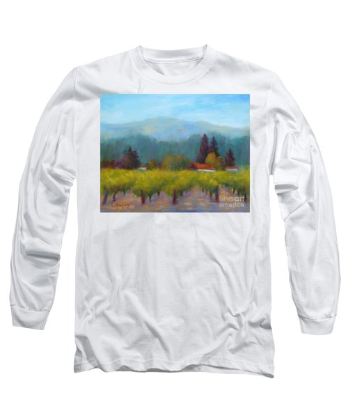 Sonoma Valley View Long Sleeve T-Shirt