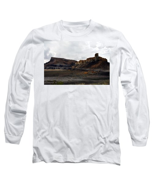 Source Of The Mud Flood Long Sleeve T-Shirt