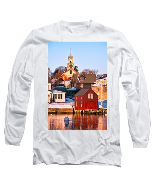 South End Boathouse Long Sleeve T-Shirt