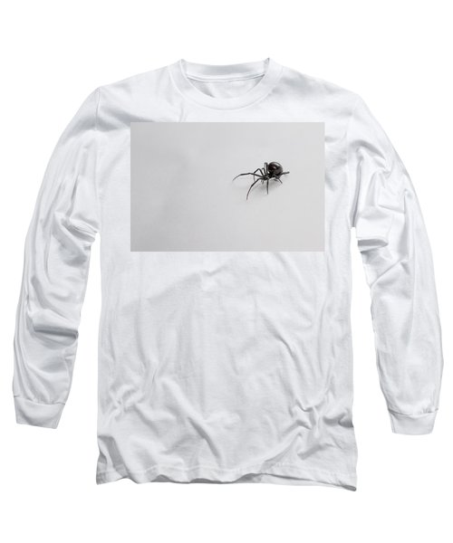 Southern Black Widow Spider Long Sleeve T-Shirt