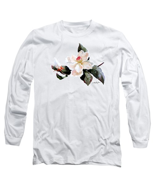 Southern Magnolia Long Sleeve T-Shirt