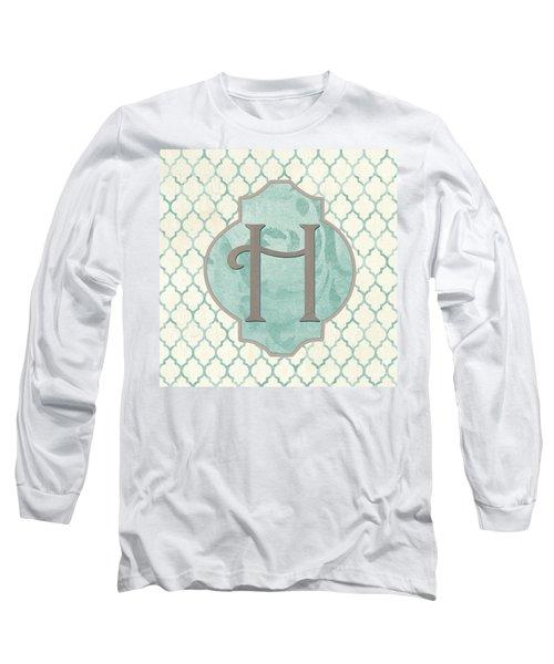 Spa Monogram Long Sleeve T-Shirt