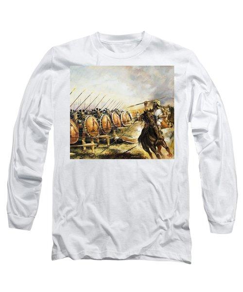Spartan Army Long Sleeve T-Shirt