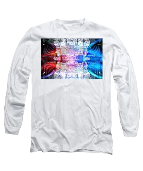 Speakers 3 Long Sleeve T-Shirt