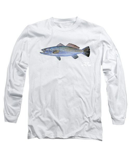Speckled Trout Long Sleeve T-Shirt