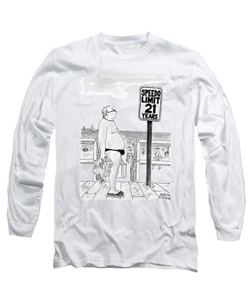 Speedo Limit  21 Years Long Sleeve T-Shirt