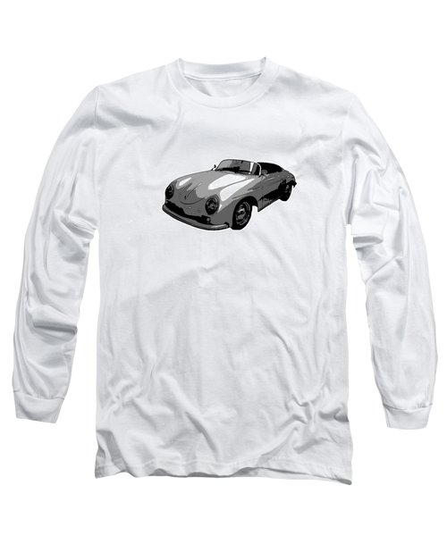 Speedster Long Sleeve T-Shirt by J Anthony