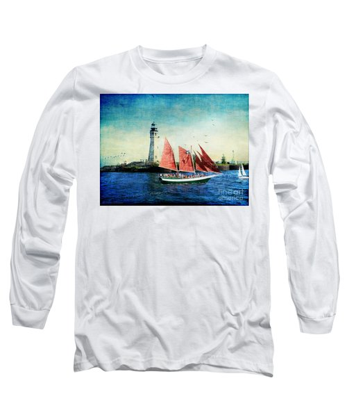 Spirit Of Buffalo Long Sleeve T-Shirt