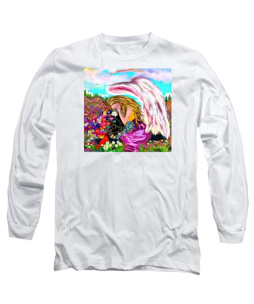 Spiritual Awakening  Long Sleeve T-Shirt