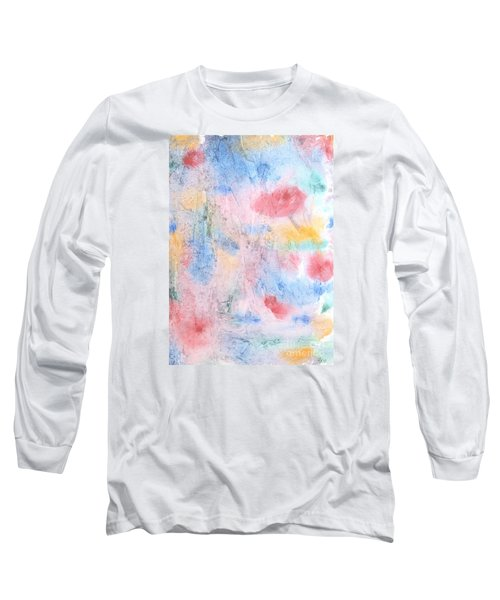 Long Sleeve T-Shirt featuring the photograph Spring Garden by Susan  Dimitrakopoulos