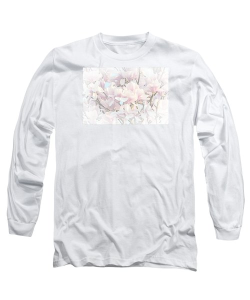 Long Sleeve T-Shirt featuring the photograph Spring Has Arrived II  by Susan  McMenamin