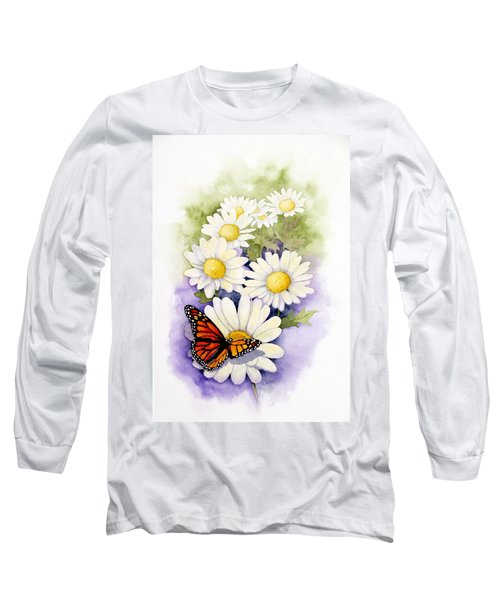 Springtime Daisies  Long Sleeve T-Shirt