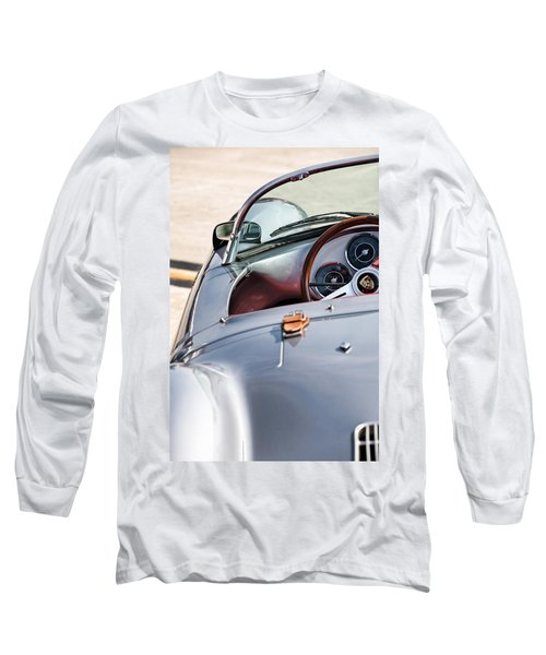 Spyder Cockpit Long Sleeve T-Shirt by Peter Tellone