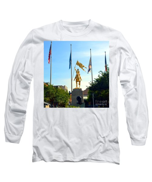 St Joan At Midday Long Sleeve T-Shirt