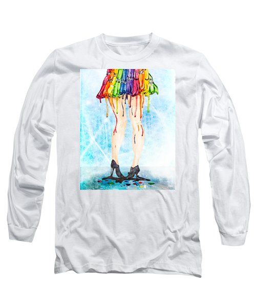 Stage Legs Long Sleeve T-Shirt