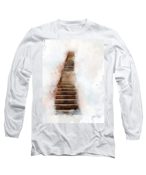 Stair Way To Heaven Long Sleeve T-Shirt