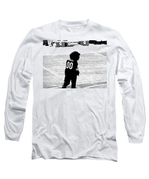 Staley Da Bear 2 Long Sleeve T-Shirt by Michael Krek