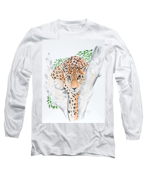 Stalker In The Trees Long Sleeve T-Shirt