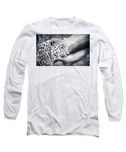 Long Sleeve T-Shirt featuring the photograph Stalking Prey by Stwayne Keubrick