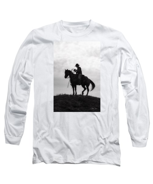 Standing Watch 2013 Long Sleeve T-Shirt by Joan Davis