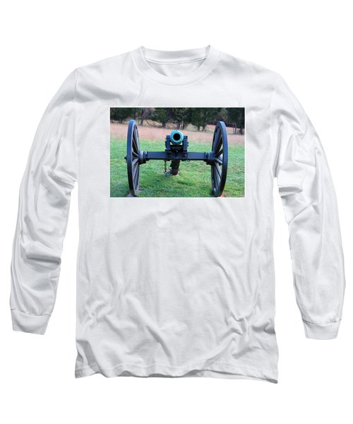 Staring Down The Barrel Long Sleeve T-Shirt