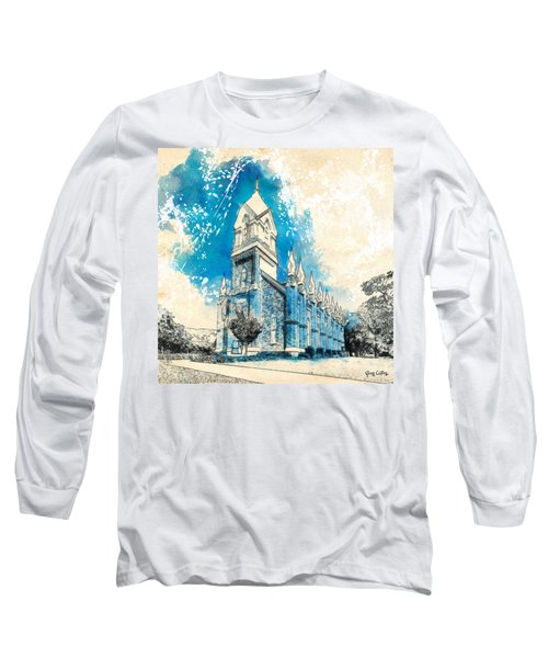 Stately Spires Long Sleeve T-Shirt