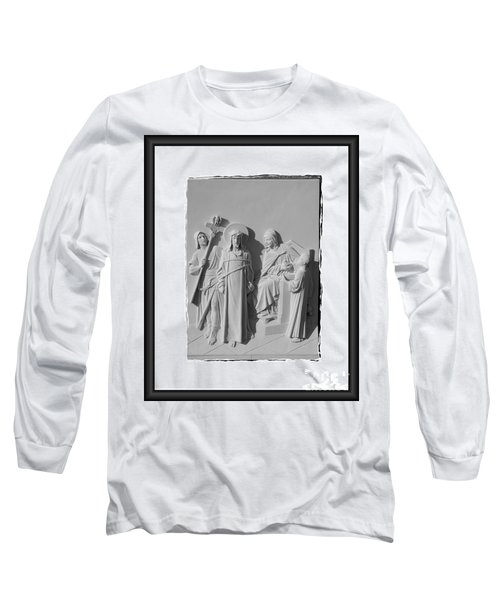 Station I Long Sleeve T-Shirt by Sharon Elliott