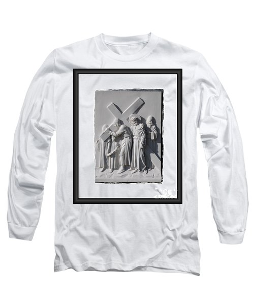 Station V Long Sleeve T-Shirt