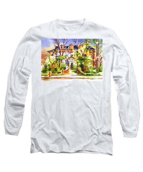 Ste Marys Of The Ozarks Hospital Long Sleeve T-Shirt