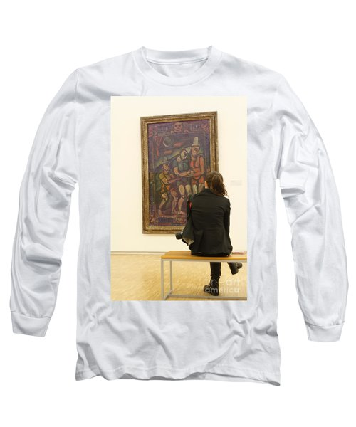 Stendhal Syndrome Long Sleeve T-Shirt