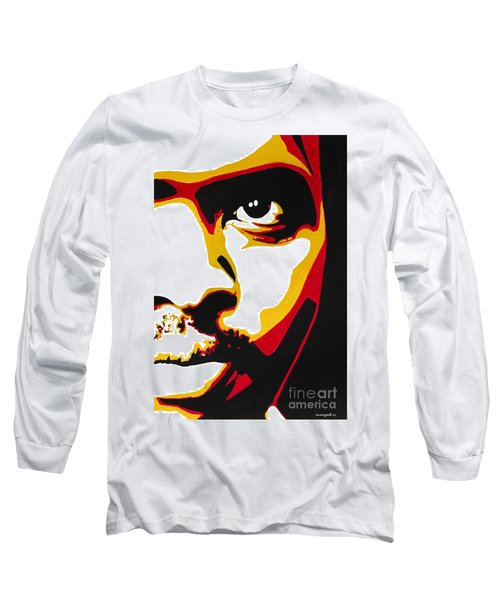 Stephen Bantu Biko Long Sleeve T-Shirt