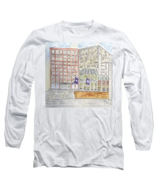 Nyu Stern School Of Business Long Sleeve T-Shirt