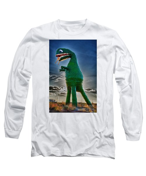 Stewarts Fossils Long Sleeve T-Shirt