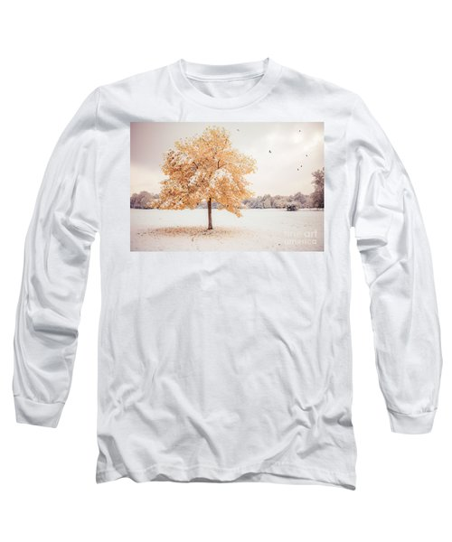 Still Dressed In Fall Long Sleeve T-Shirt