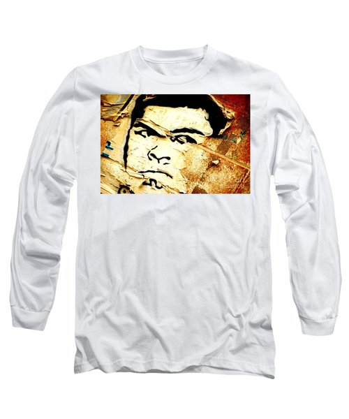 Long Sleeve T-Shirt featuring the photograph Still Standing  by Christiane Hellner-OBrien