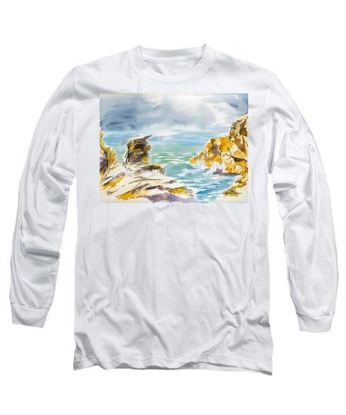 Storm Coming Long Sleeve T-Shirt